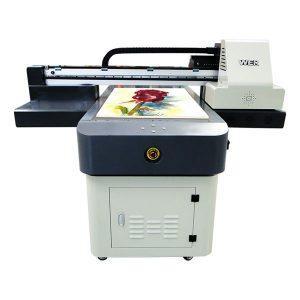 最优惠的价格6090格式uv平板打印机a2数码手机壳打印机