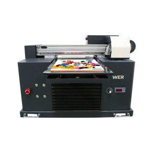 a3尺寸全自动4色dx5打印机头迷你uv打印机dtg uv flatbe