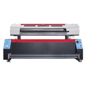 用于织物的大幅面纺织染料升华印花机