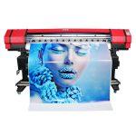 宽幅6色柔印横幅贴纸溶剂喷墨打印机