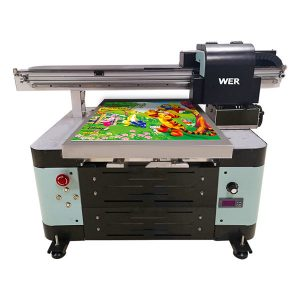 a2尺寸4060 uv数字平板打印机,适用于丙烯酸化妆品瓶