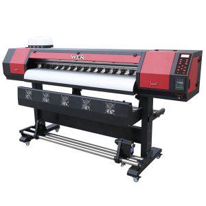 大幅面1.8米乙烯基dx5打印头eco溶剂打印机
