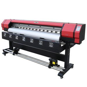 6英尺audley eco溶剂打印机价格适用于柔性横幅,乙烯基,pvc,网眼