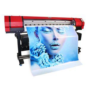 全彩eco溶剂宽幅喷墨标签打印机