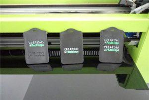 WER-EP6090UV黑色切割套圈印刷样品