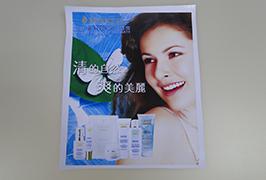 由3.2米(10英尺)eco溶剂打印机WER-ES3201打印的PVC横幅3
