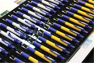 WER-EH4880UV上的钢笔样品