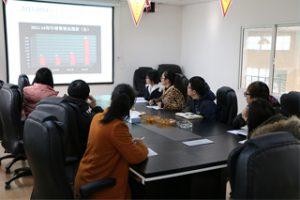 绩效审查会议,2015年