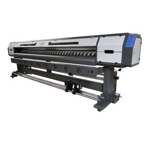 eco溶剂打印机贴纸印刷机出售